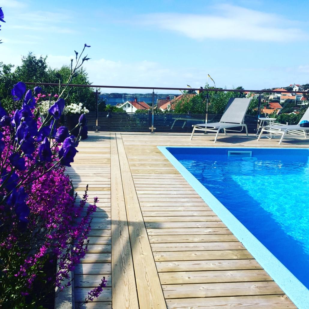 Pool & spabad i Tanum & Strömstad med omnejd