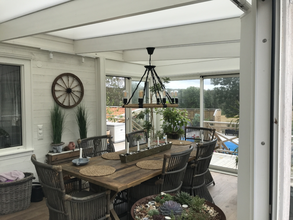Uterum Falk´s trädgårdsmiljö i Tanumshede